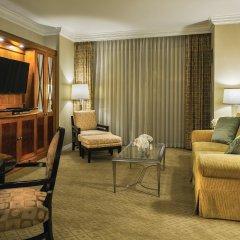 Отель The Signature at MGM Grand 4* Люкс с различными типами кроватей фото 2
