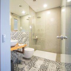 Отель Castilho Lisbon Suites Лиссабон ванная фото 2