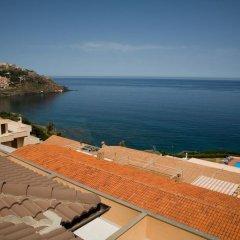Hotel Residence La Baia Кастельсардо пляж