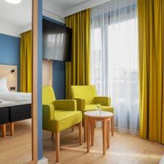 Отель Thon Astoria Осло комната для гостей