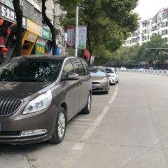 Xintiandi Jianguo Hotel городской автобус