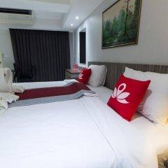 Отель ZEN Rooms Chinatown Bangkok комната для гостей фото 5