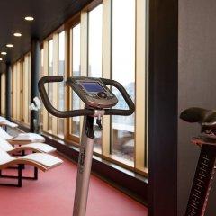 Отель Axel Hotel Berlin Германия, Берлин - 7 отзывов об отеле, цены и фото номеров - забронировать отель Axel Hotel Berlin онлайн фитнесс-зал фото 4