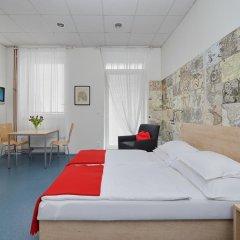 Hostel Florenc комната для гостей фото 4
