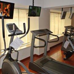 Отель City Suites Taipei Nanxi фитнесс-зал