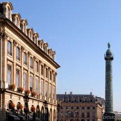 Отель Hôtel De Vendôme Париж