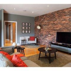 Отель Spacious 2BR Central Glasgow Flat for 4 Великобритания, Глазго - отзывы, цены и фото номеров - забронировать отель Spacious 2BR Central Glasgow Flat for 4 онлайн комната для гостей фото 4