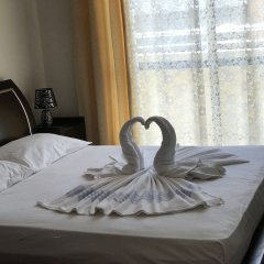 Отель Skampa Голем комната для гостей фото 2