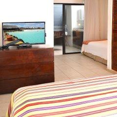 Отель Club Yebo Плая-дель-Кармен удобства в номере фото 2