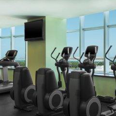 Отель Le Royal Meridien Abu Dhabi фитнесс-зал фото 2