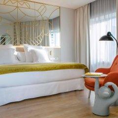 Отель Barcelo Torre de Madrid Испания, Мадрид - 1 отзыв об отеле, цены и фото номеров - забронировать отель Barcelo Torre de Madrid онлайн комната для гостей фото 3
