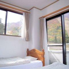 Hotel Schon Wald Хакуба комната для гостей