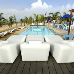 Djembe Beach Hotel in Kololi, Gambia from 270$, photos, reviews - zenhotels.com pet-friendly