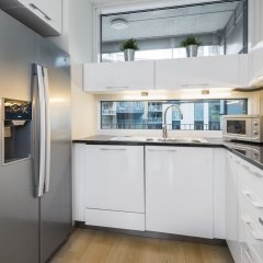 Апартаменты Akers Have Apartments в номере