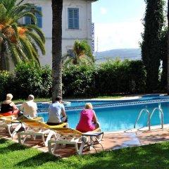 Отель Rembrandt Марокко, Танжер - отзывы, цены и фото номеров - забронировать отель Rembrandt онлайн бассейн