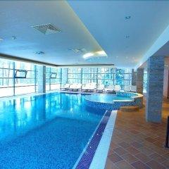 Отель Festa Chamkoria Болгария, Боровец - отзывы, цены и фото номеров - забронировать отель Festa Chamkoria онлайн бассейн фото 3