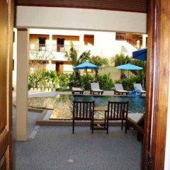Отель Baan Yuree Resort and Spa гостиничный бар