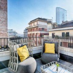 NYX Hotel Milan by Leonardo Hotels балкон