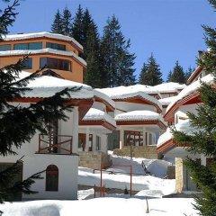 Отель Villas & SPA at Pamporovo Village бассейн
