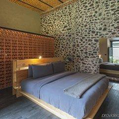 Отель Downtown Мексика, Мехико - отзывы, цены и фото номеров - забронировать отель Downtown онлайн комната для гостей фото 3