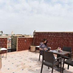 Отель Dar Asdika Марокко, Марракеш - отзывы, цены и фото номеров - забронировать отель Dar Asdika онлайн балкон