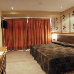 Отель Montedobra Испания, Торрелавега - отзывы, цены и фото номеров - забронировать отель Montedobra онлайн комната для гостей фото 5