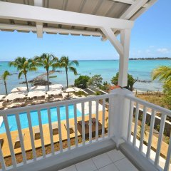 Отель Mon Choisy Beach Resort балкон