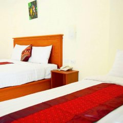Отель Phaithong Sotel Resort 3* Стандартный номер с различными типами кроватей