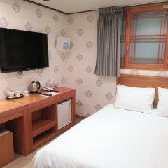 Отель GS Hotel Jongno Южная Корея, Сеул - отзывы, цены и фото номеров - забронировать отель GS Hotel Jongno онлайн комната для гостей фото 2