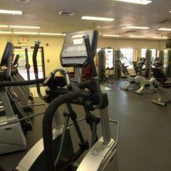Отель Alexis Park All Suite Resort фитнесс-зал фото 4
