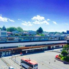 Hotel Select Inn Honhachinohe Ekimae Мисава балкон
