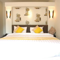 Blue Sea Boutique Hotel комната для гостей