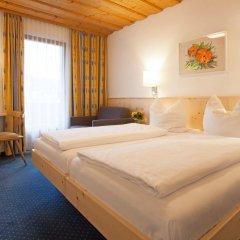 Hotel Gasthof Zum Kirchenwirt Пух-Халлайн комната для гостей фото 2