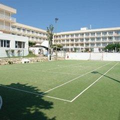 Hotel Club Sur Menorca Сан-Луис спортивное сооружение