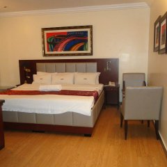 Отель Capital Inn Ibadan комната для гостей фото 5