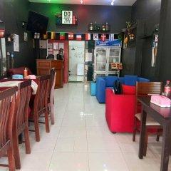 Отель Pattaya Backpackers - Adults Only гостиничный бар