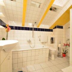Отель Ajo Luxury Apartements Австрия, Вена - отзывы, цены и фото номеров - забронировать отель Ajo Luxury Apartements онлайн ванная фото 2