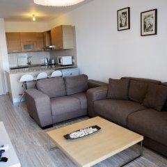 Отель Pallinio Apartments Кипр, Протарас - отзывы, цены и фото номеров - забронировать отель Pallinio Apartments онлайн комната для гостей фото 5