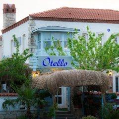 Отель Otello Alacati Чешме спортивное сооружение
