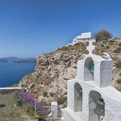 Отель Athermi Suites Греция, Остров Санторини - отзывы, цены и фото номеров - забронировать отель Athermi Suites онлайн пляж
