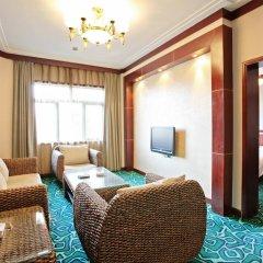 Shanghai Yueyang Hotel комната для гостей фото 2