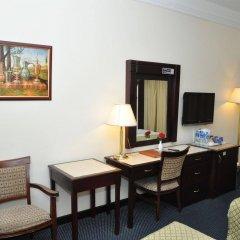 Claridge Hotel Dubai Дубай удобства в номере