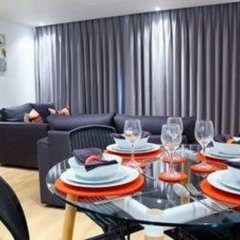 Отель Smart City Apartments London Bridge Великобритания, Лондон - отзывы, цены и фото номеров - забронировать отель Smart City Apartments London Bridge онлайн питание фото 2