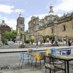Отель Mexiqui Zocalo Мексика, Мехико - отзывы, цены и фото номеров - забронировать отель Mexiqui Zocalo онлайн бассейн фото 3