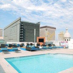 Отель Upscale Apartment in Downtown LA США, Лос-Анджелес - отзывы, цены и фото номеров - забронировать отель Upscale Apartment in Downtown LA онлайн бассейн фото 2