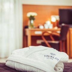 Отель Vivaldi Польша, Познань - отзывы, цены и фото номеров - забронировать отель Vivaldi онлайн удобства в номере фото 2