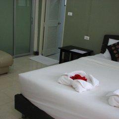 Отель Krabi Flora Hotel Таиланд, Краби - отзывы, цены и фото номеров - забронировать отель Krabi Flora Hotel онлайн комната для гостей