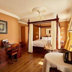 Отель De Tuilerieën - Small Luxury Hotels of the World Бельгия, Брюгге - отзывы, цены и фото номеров - забронировать отель De Tuilerieën - Small Luxury Hotels of the World онлайн комната для гостей