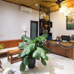 Отель Hoi An Corn Riverside Villa интерьер отеля