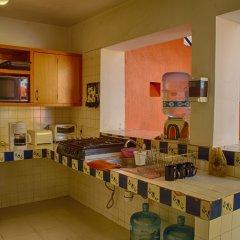 Отель Hostal de Maria Мексика, Гвадалахара - отзывы, цены и фото номеров - забронировать отель Hostal de Maria онлайн в номере фото 2